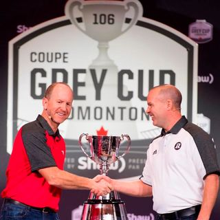CFL Grey Cup Preview Show W/Robert Drummond