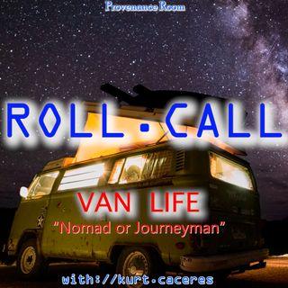 VAN LIFE - Nomad or Journeyman - with Kevin Burke