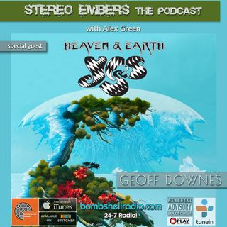 Stereo Embers : The Podcast :Geoff Downes (Yes, Asia, The Buggles)