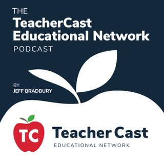 #EduVue Broadcast featuring @Cybraryman1 | @TeacherCast Podcast Special (@eduvue