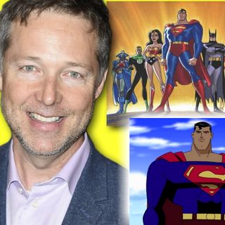 #333: George Newbern, Superman from the DC animated universe!