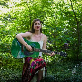 """The amazing singer/songwriter Elana Brody is my very special guest with """"Rock Steady"""" !"""