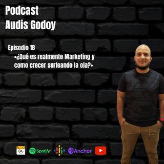 Episodio 18- Que es realmente hacer Marketing y cómo crecer surfeando la ola?