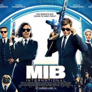 Damn You Hollywood Men in Black International Review