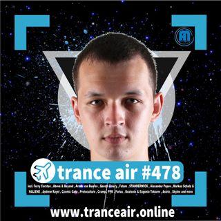 Alex NEGNIY - Trance Air #478 [Progressive special]