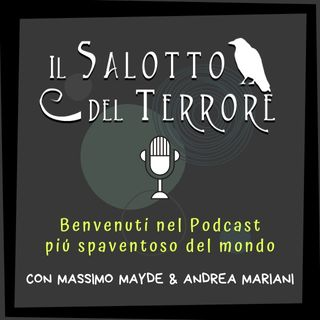 Benvenuti nel podcast più spaventoso del mondo