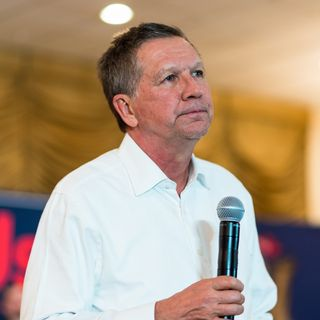 Kasich Ends GOP Presidential Campaign