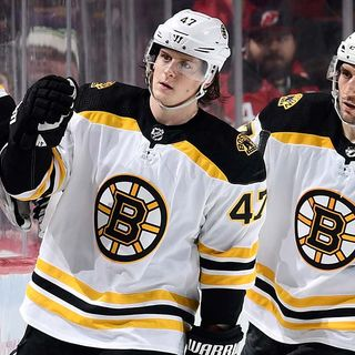 Scorching Hot Torey Krug Hopes To Fill Bruins' Offensive Void