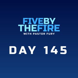 Day 145 -  Is It Too Simple?