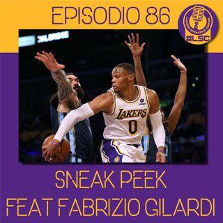 LSC 086 - Sneak Peek feat. Fabrizio Gilardi
