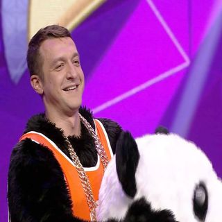ŠOU PO DEVINTOS: eteryje PANDA - Josif Baliukevič