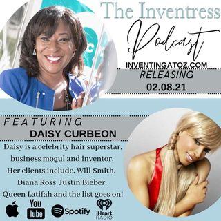 Episode 88 - Daisy Curbeon (Celebrity Hair Stylist/Entrepreneur)
