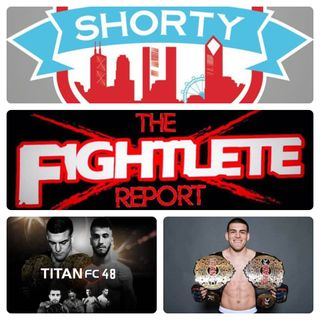 "TitanFC 48 Jose ""Shorty"" Torres Interview"