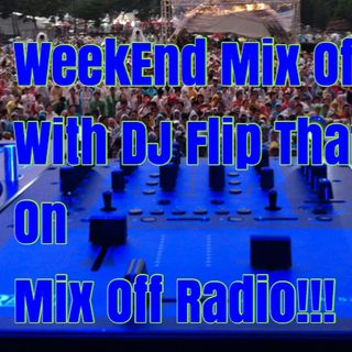 WeekEnd Mix Off 10/5/19 (Live DJ Mix)