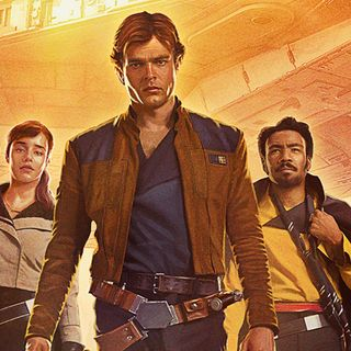 Han Solo series leaked by...