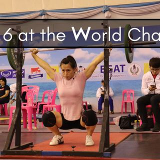 World Champs Day 6 | Tatiana Stories w/ Mike Graber