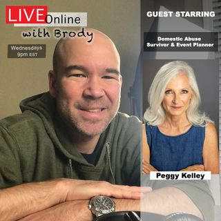 Domestic Violence Survivor & Wedding Planner - LIVE Online With Brody