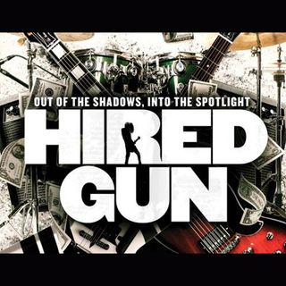 Deeper with Jason Hook on 'Hired Gun'