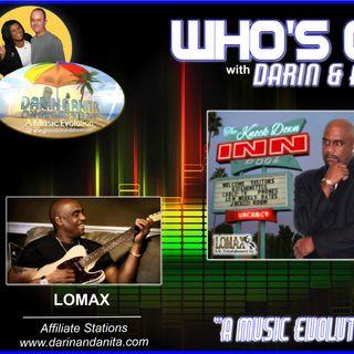 Lomax Interview Darin & Anita