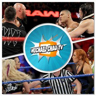 "WWEMCTV's The After Show - S2 Episode 32 ""Balor Club World Wide/ Handi-Cap Turn Around"""