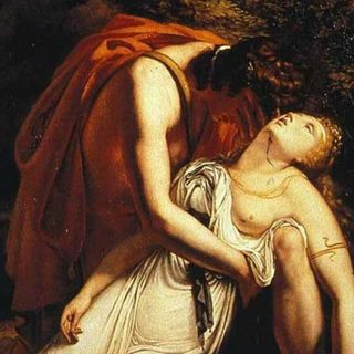 Figuras trágicas de la mitología II
