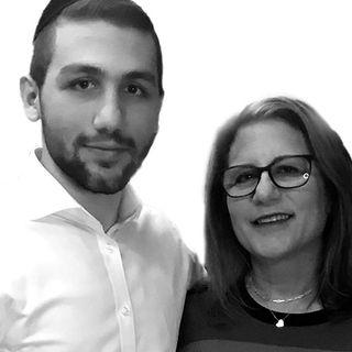 Robyn Frisch & Benji Frisch: A Child Becomes Orthodox [Divergence 2/4]