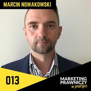 MPP#013 Jak zarządzać projektami i finansami w kancelariach? - Marcin Nowakowski