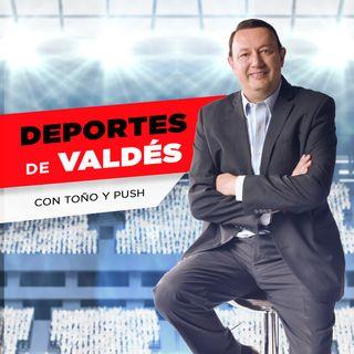 """EP 9 Podcast Deportes de Valdés con Toño y Push platicaron con el beisbolista Adrián González """"El Titan"""" mp3"""