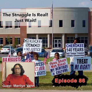 Episode 86 The Struggle Is Real, Just Wait!
