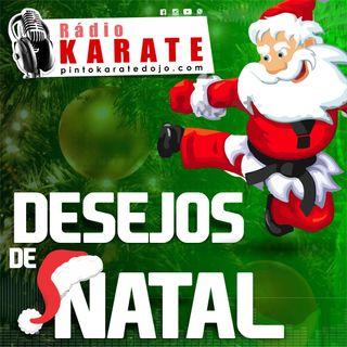 FELIZ NATAL - Rádio Karate