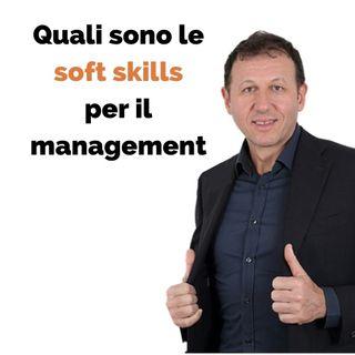 Quali sono le soft skills per il management