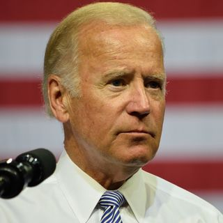 Joe Biden Is The One Who Has A Sexual Harassment Problem