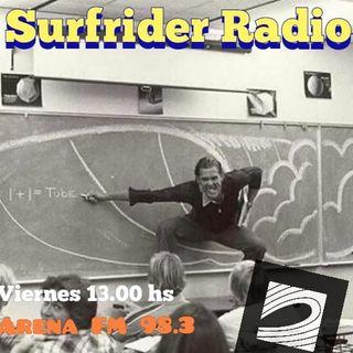 Surfrider Radio Programa 94 del 5to ciclo (16 de Octubre)