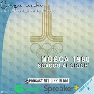 Mosca 1980 - Scacco ai Giochi