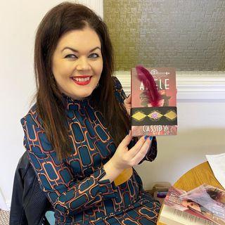 Author Nicola Cassidy on her new book 'Adele'