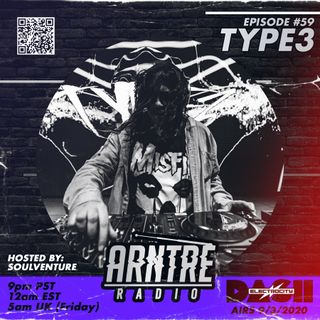 Exclusive Mix Show 059 featuring Type3