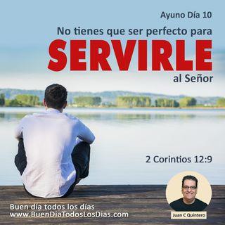 Ayuno Día 10 - Úsame Dios