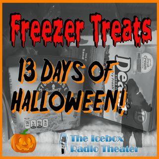 """Freezer Treats 13 Days of Halloween: """"The Call of Chthulu"""""""