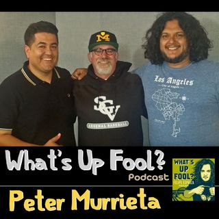 Ep 153 - Peter Murrieta