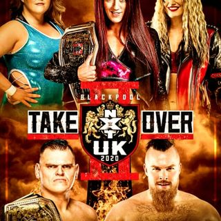 TV Party Tonight: NXT UK TakeOver: Blackpool II