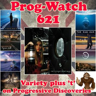 Episode 621 - More ALL NEW Variety and T on Progressive Discoveries