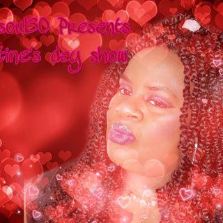 Valentine's show Poems 2020