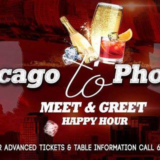 Chicago to Phoenix @ Aloft Hotel