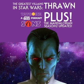 The Greatest Villains in #StarWars: #Thrawn