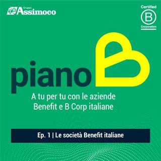 Ep. 1 | Le società Benefit Italiane