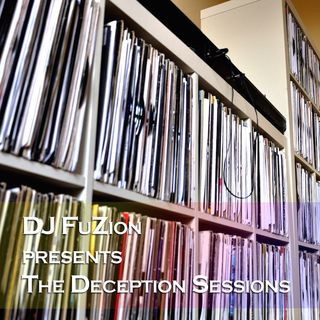 DJ FuZion - The Deception Sessions: Deca_Gone