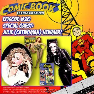 #20: Julie Newmar