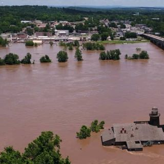 Fort Smith Arkansas's Flood of 2019 Environmental Lessons