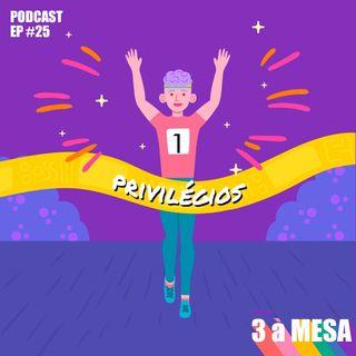 #25 - Privilégios