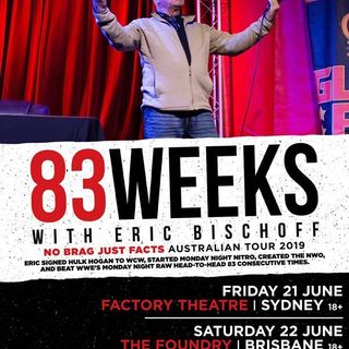 83 WEEKS: Eric Bischoff Interview